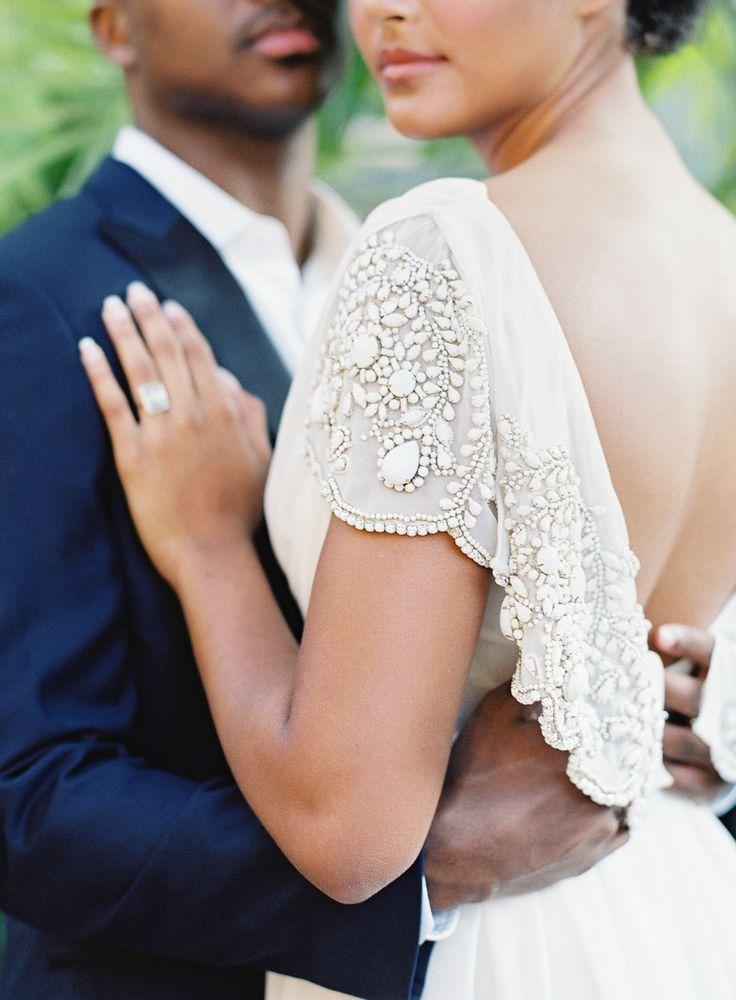 Dress - Bedazzled Wedding Dresses #2346551 - Weddbook