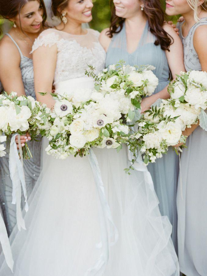 Свадьба - Elegant Ann Arbor Michigan Backyard Wedding