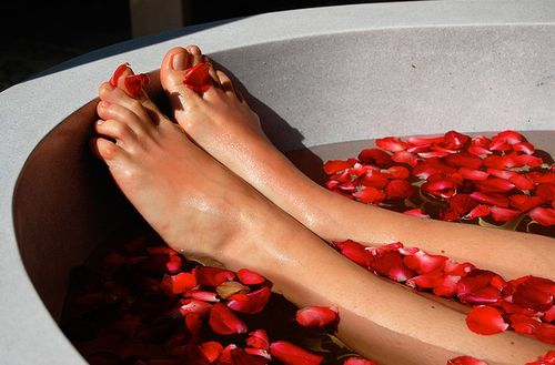 Mariage - Pedicure Bliss