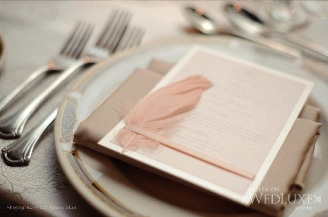 Свадьба - WedLuxe