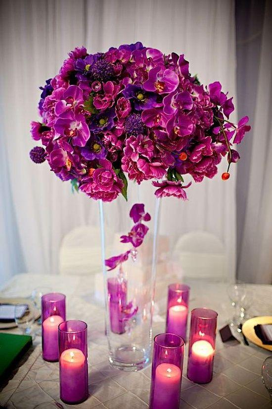 Mariage - Flower Vase For Wedding Ceremonies