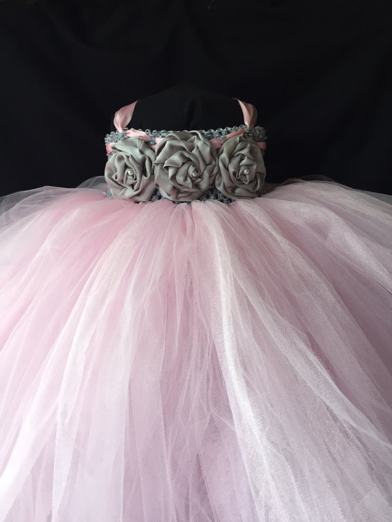 Flower girl dresses grey and pink expensive wedding dresses online flower girl dresses grey and pink 113 mightylinksfo