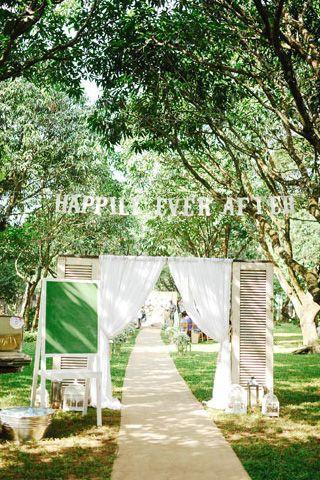 زفاف - Featured Wedding: Marinelle & Ray-an - Wedding Articles