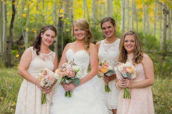 زفاف - Country Mountain Wedding