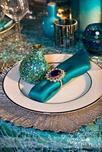 زفاف - Peacock Wedding Theme