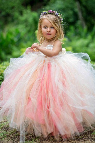 09af6eb48 Flower Girl Dress