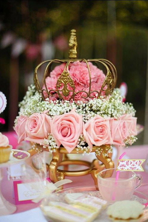 Quince Theme Decorations Princess Theme Theme Ideas And