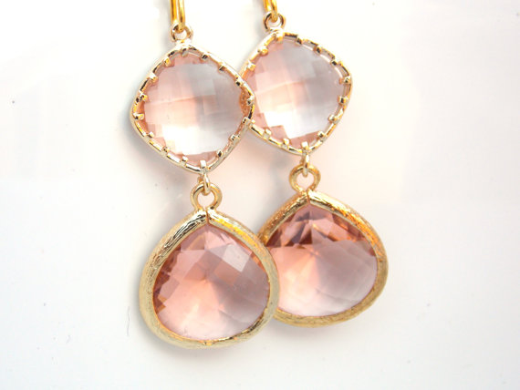 earrings wild sweet drop jewelry p htm bbw peach teardrop lilies faceted as a jewel from