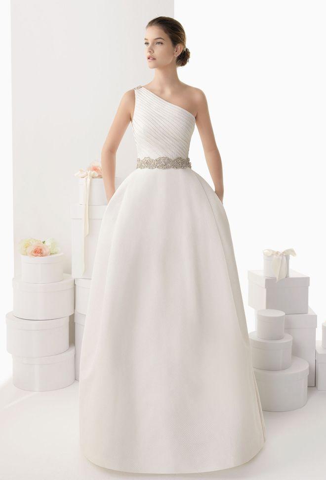Boda - Rosa Clara 2014 Bridal Collection