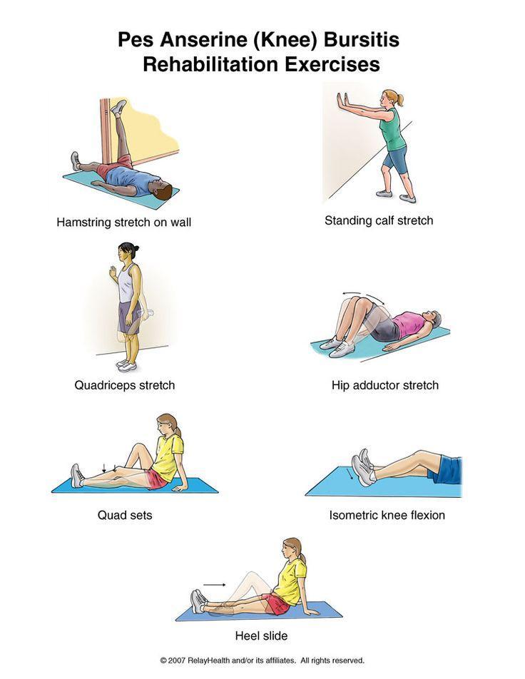 Hochzeit - Exercises For Knee Pain