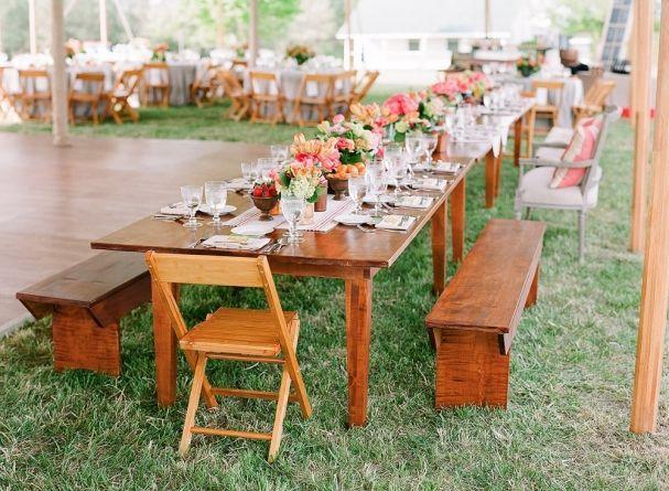 Hochzeit - Coral Wedding Inspiration