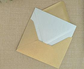 """A7 5.5"""" x 7.5"""" Outer Mailing Envelope, Quantity of 10 - Pick Your Colour DIY Wedding Invitation Supplies"""