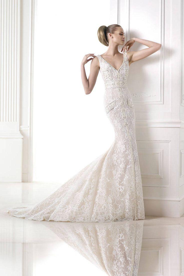 55 dreamy wedding gowns from the fall 2015 bridal season