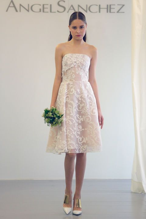 Nozze - 55 Dreamy Wedding Gowns From The Fall 2015 Bridal Season