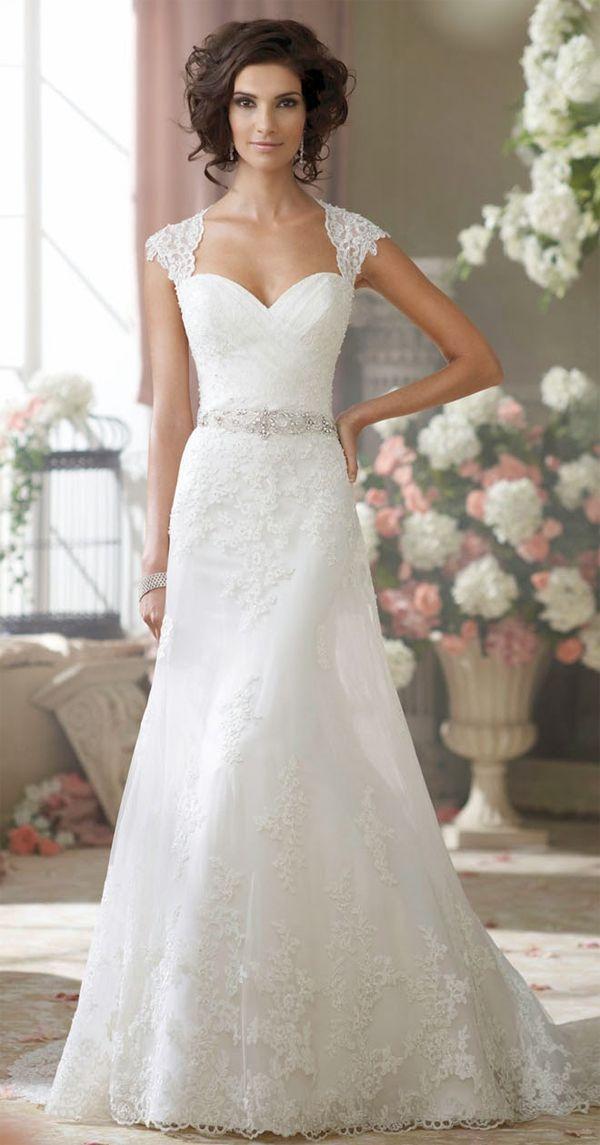 Wedding - Vestidos De Novia David Tutera Otoño 2014