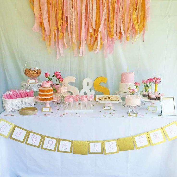 Свадьба - Sugar & Spice Birthday Party Ideas