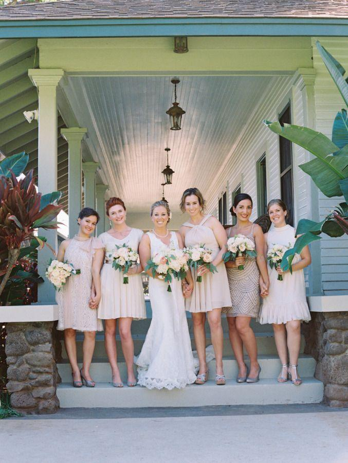 Mariage - Hawaii Oceanside Elegance