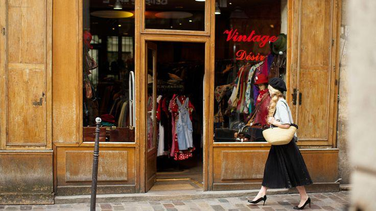 Mariage - Vintage Shopping: Discover Paris' Fripperies