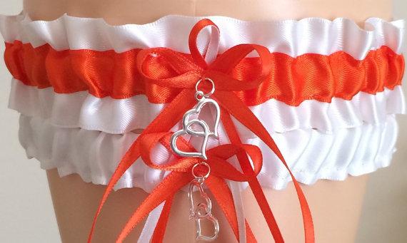 Mariage - White Wedding Garter, Bridal Garter Sets, Keepsake Garter, Prom Garter, Garters, Garter Set, Bridal Gift, Wedding Garter Set