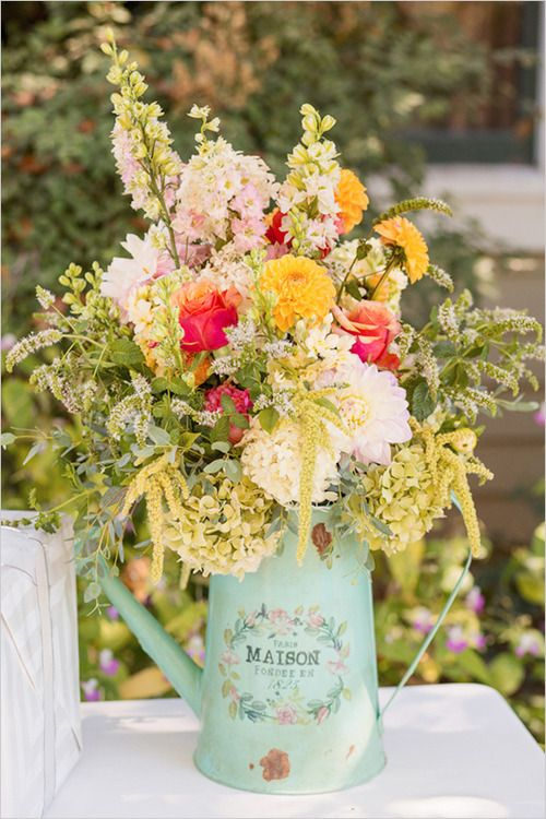 Wedding - A Love Affair With Flowers