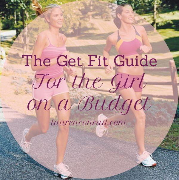 Свадьба - Shape Up: The Get Fit Guide For The Girl On A Budget
