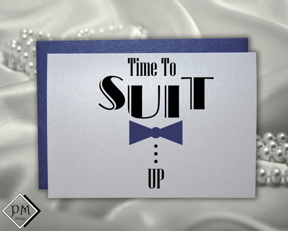 Mariage - Groomsmen cards from groom will you be my groomsman wedding card set for engagement party bachelor party wedding reception -Sapphire Style