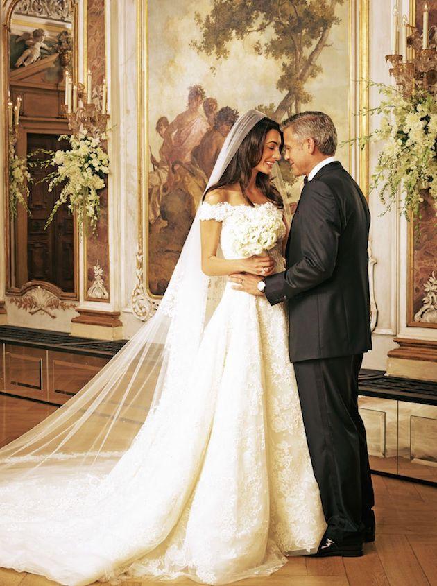 Свадьба - 10 Of The Most Stylish Celebrity Weddings Of 2014