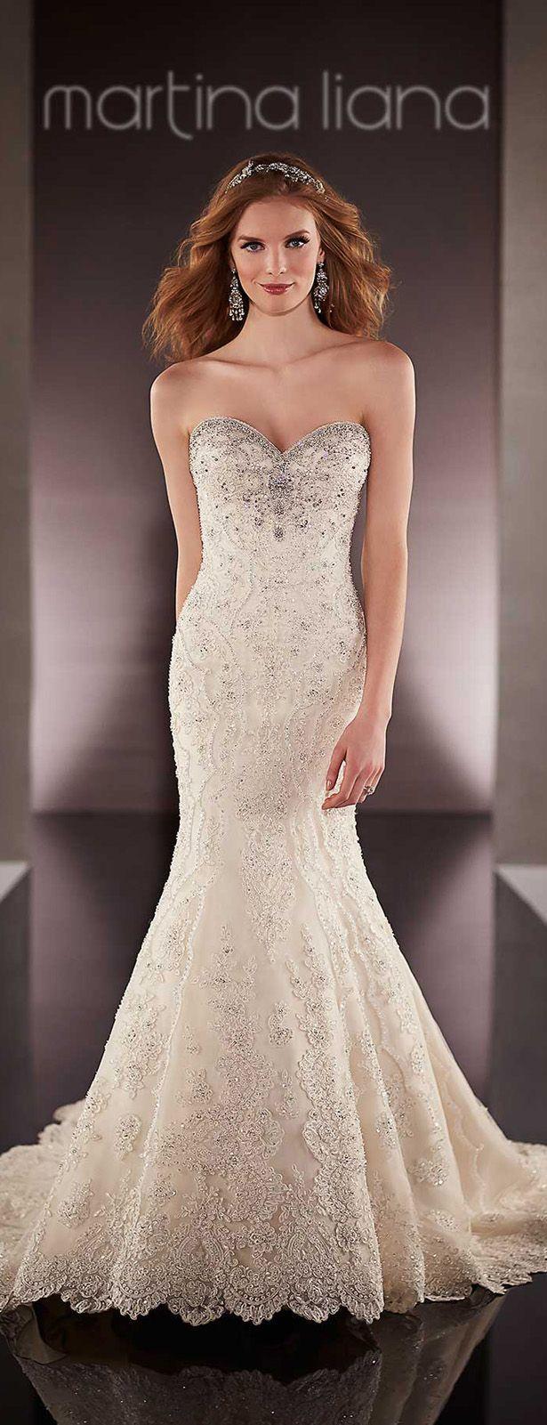 Свадьба - Martina Liana Spring 2016 Bridal Collection