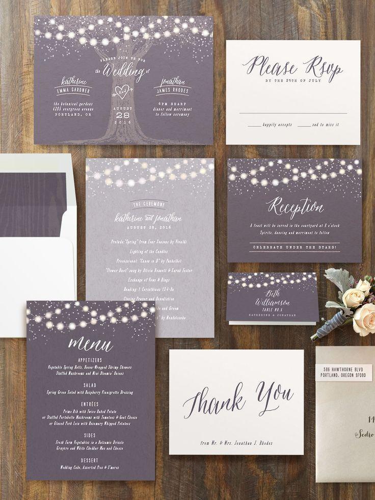 Свадьба - Invites