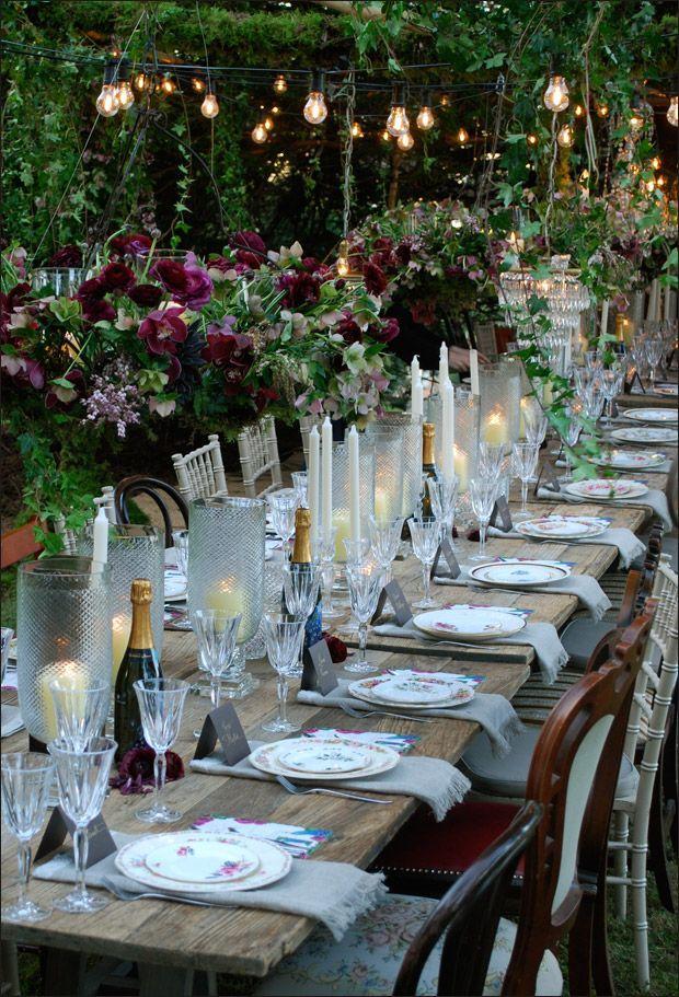 Wedding - Samantha Wills Garden Party.