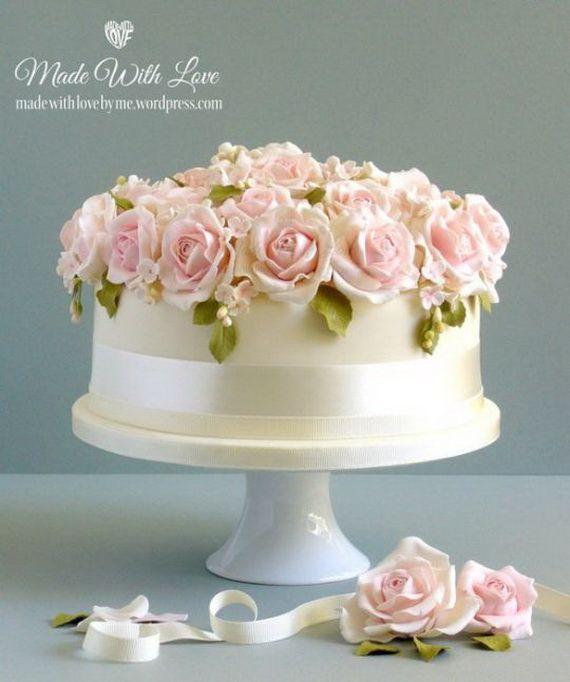 45 Spring Cake And Cupcake Decorating Ideas #2351564 - Weddbook