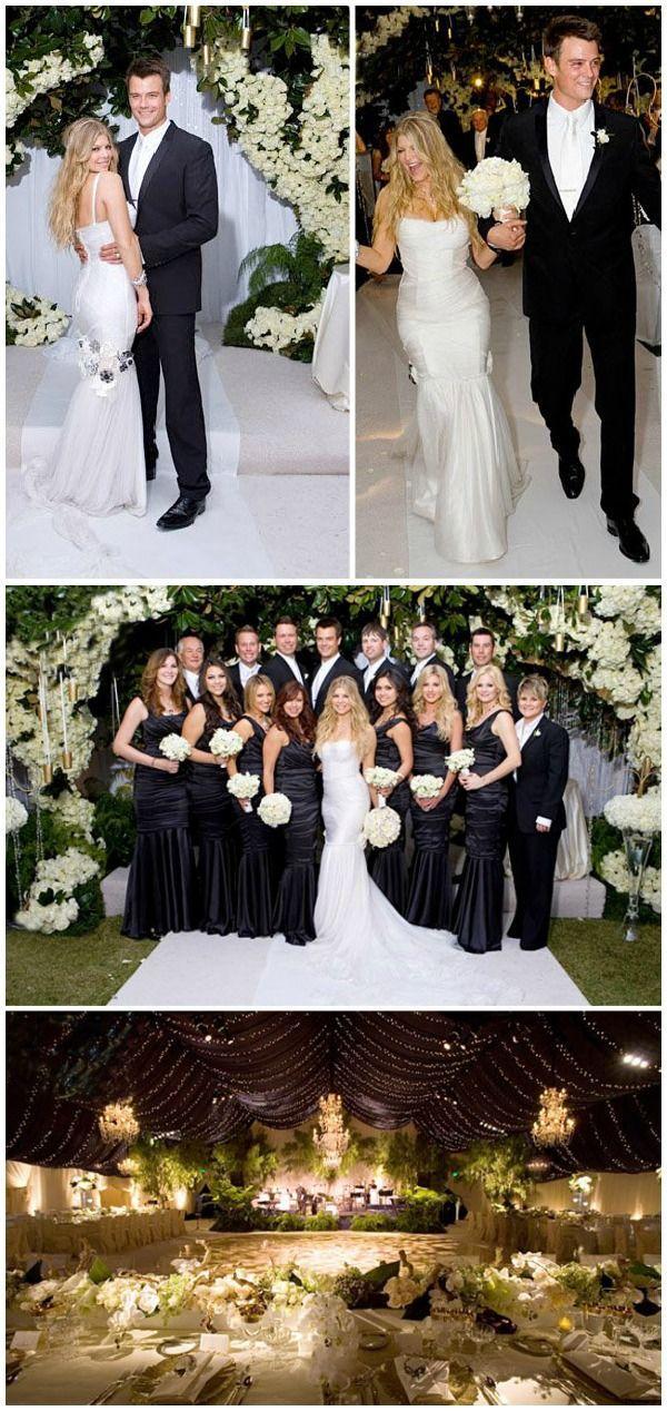 Wedding Theme Celebrity Wedding Receptions 2352128 Weddbook