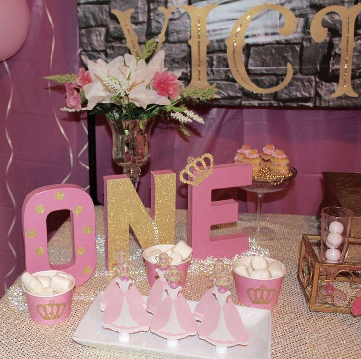 Queen Princess Birthday Party Ideas