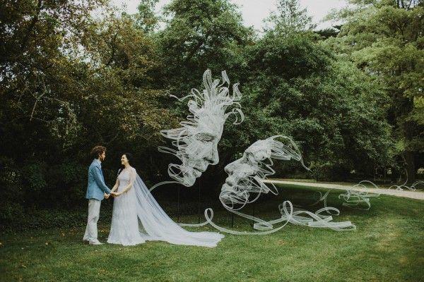 Свадьба - Artistic Australian Wedding At Summerlees Estate