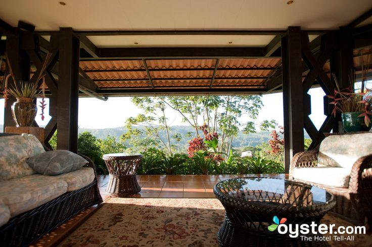 Hochzeit - Lobby At The Arenal Kioro Suites And Spa