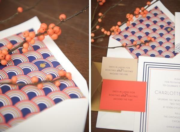 Wedding - A Rustic-Chic Engagement Party Inspiration Session By Wrap It Up Parties