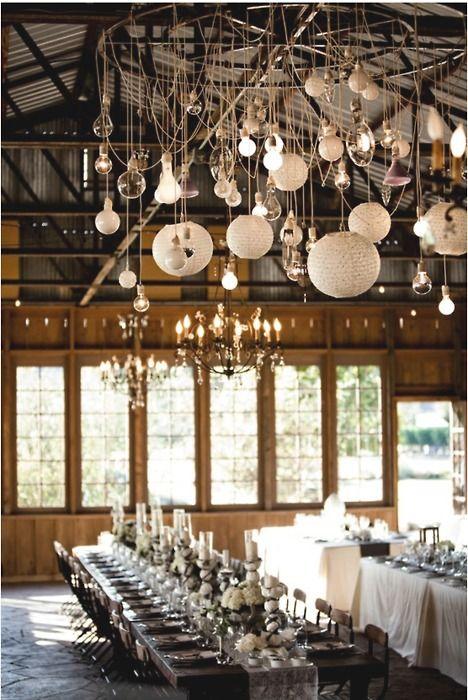 Mariage - 30 Amazing Wedding Ceremony & Reception Decoration Ideas