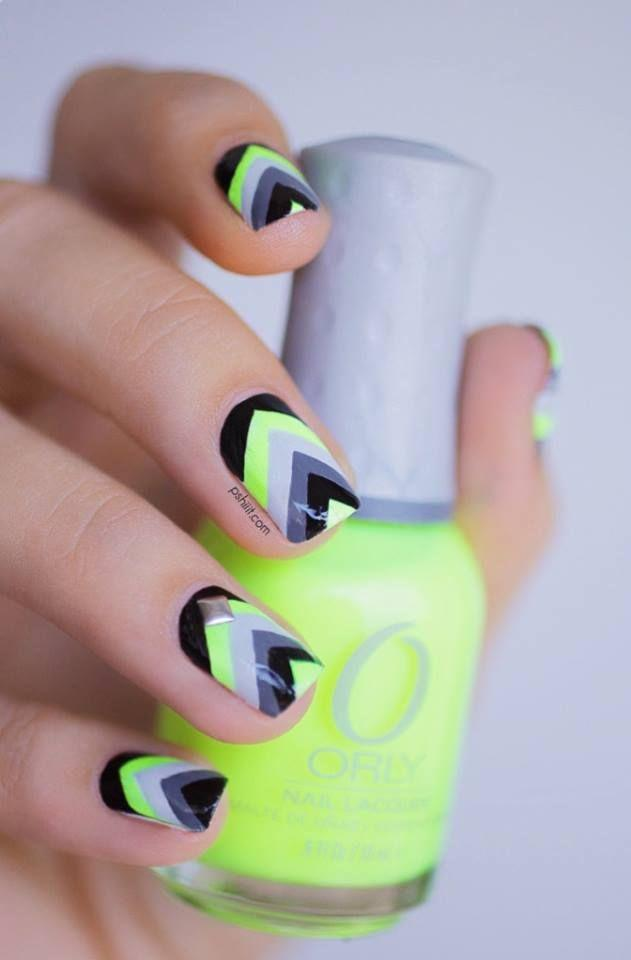 Nail - Best Neon Nail Polishes – Our Top 10 #2352800 - Weddbook