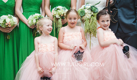 Wedding - Flower Girl Dress