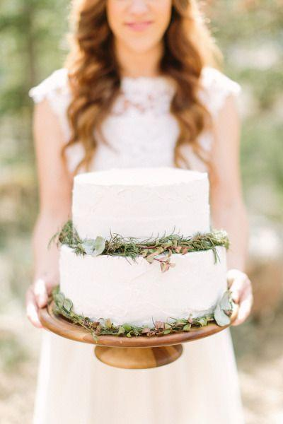 Hochzeit - Organic Colorado Mountain Wedding Inspiration