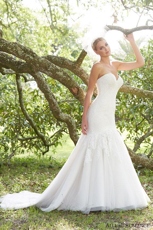 زفاف - Allure Romance Fall 2015 Bridal Collection — Sponsor Highlight