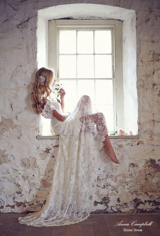 Hochzeit - Beautiful Wedding Dresses From Anna Campbell