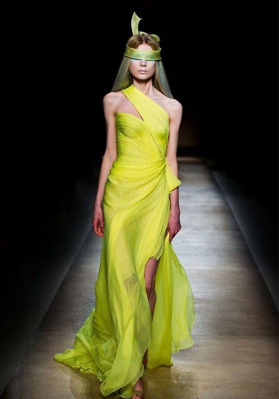 Wedding - 2010 Valentino Haute Couture Spring Summer