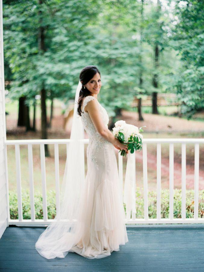 Wedding - Traditional At-Home Southern Plantation Wedding