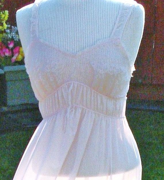 Свадьба - Mojud lite pink long sleepware size 32
