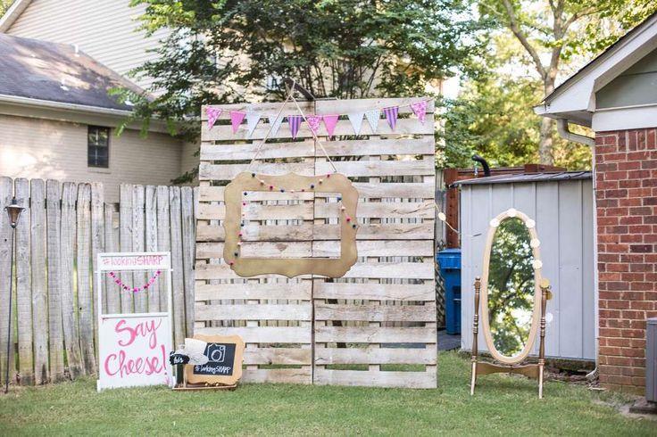 bbq bash bridalwedding shower party ideas