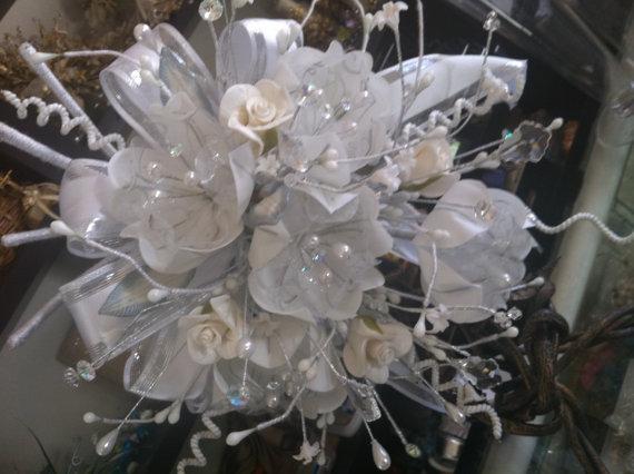 Свадьба - Wedding or Quinceanera Bouquet/ramo de novia o quinceanera