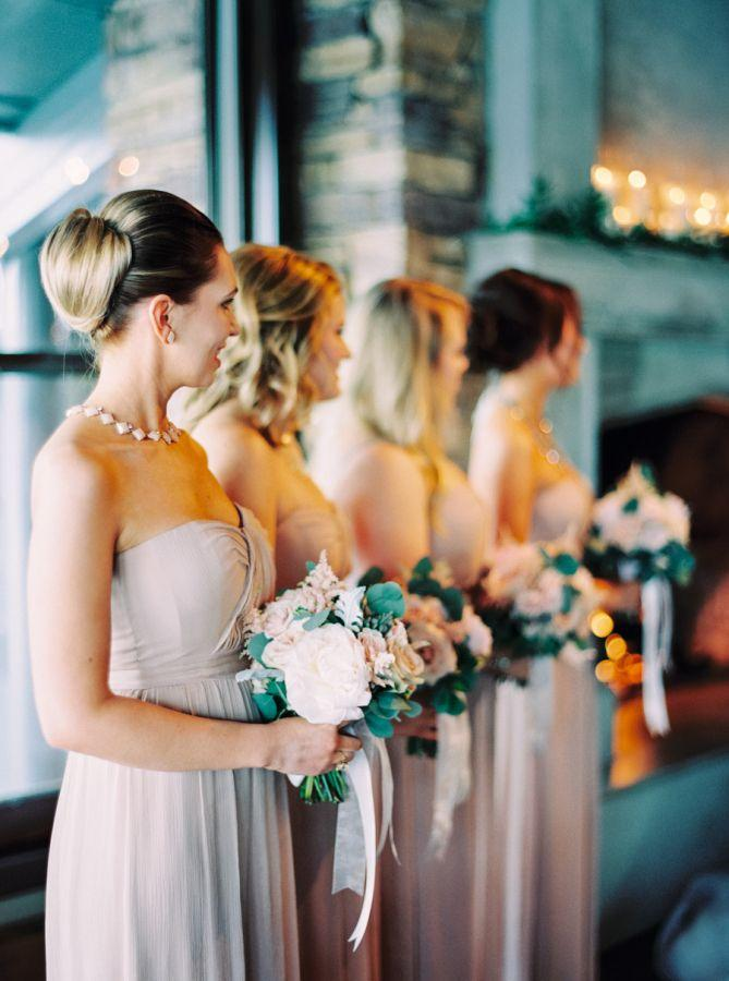 Wedding - Romantic Calgary Lake House Wedding