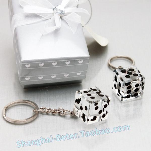Wedding - Crystal Las Vegas Keychain Party Souvenirs valentine's day