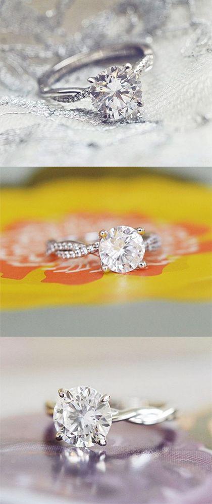 Свадьба - Diamond Ring Inspiration